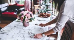 ModNChic Ageless Beauty for Young Mature 50s women - dining etiquette