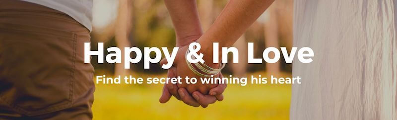Happy and in love - learn the secrets to building lasting romantic relationship