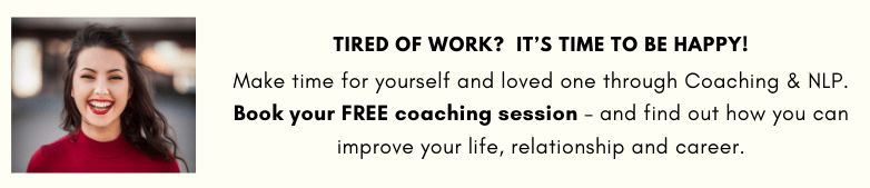 ImageXchange - Tired of work? Time to be happy. Improve your life, relationship and career.