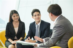 business meeting how to project a positive impression through professional image