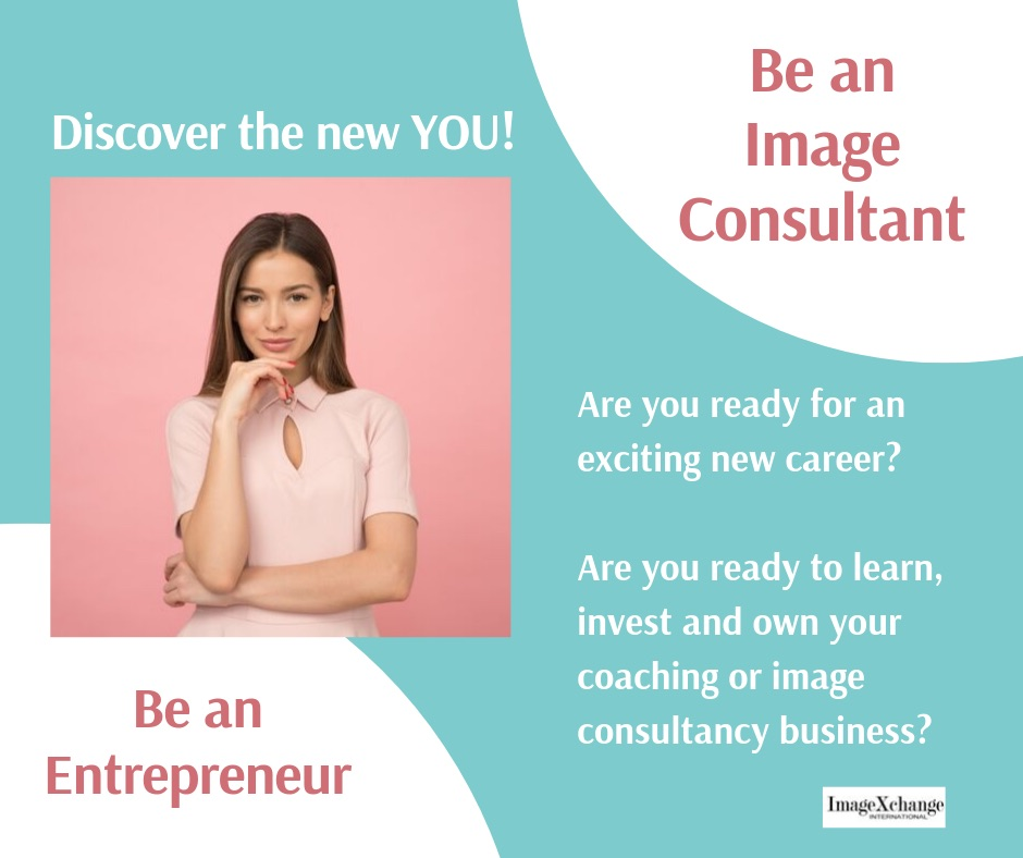ImageXchange - Be an Image Consultant Start your own business