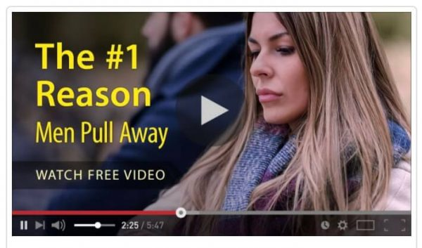 The #1 Reason why men pull away