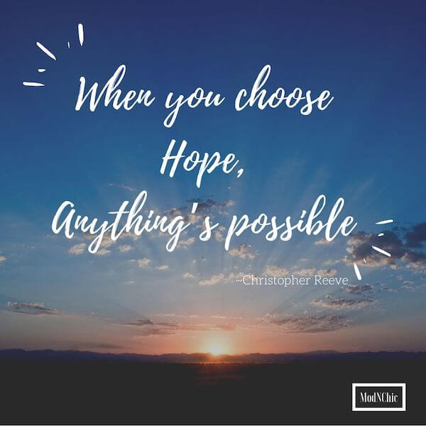 quotes to inspire happiness and hope - everything is possible