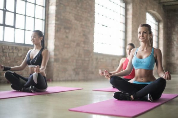 Yoga for healthier mind and body