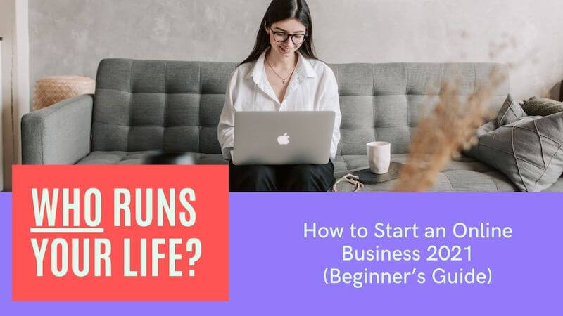 Top 5 Online Business Models for Beginners - How to Start an Online Business 2021 (Beginner's Guide)