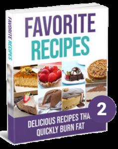 Biofit Free Bonus 2 - Favorite Recipes